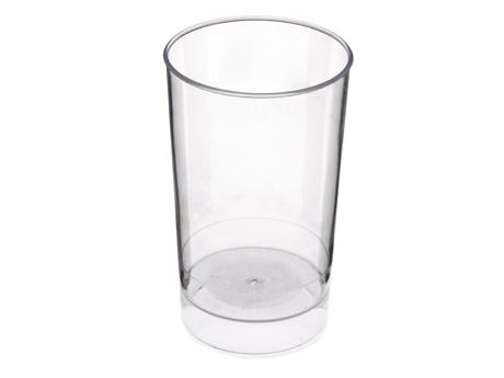 Verrine haute ronde droite cristal