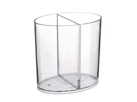 Verrine double cristal